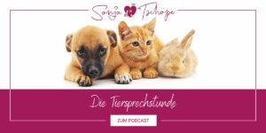 Sonja Tschöpe - Podcast Die Tiersprechstunde